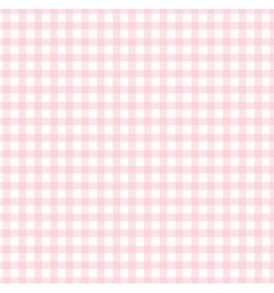 Tela de encuadernar Wilma Moon Vichy rosa