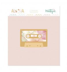 Troquel Aloha Cinta de cassette