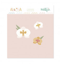 Troquel Aloha Orquídea