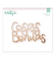 Maderita Cosas Bonitas (6 uds)