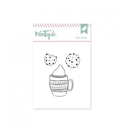 Sello Café con galletas (3 unidades)