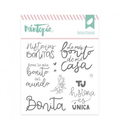Sello Bonita (3 unidades)