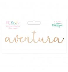 Madera Aventura (5 unidades)