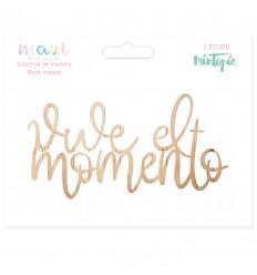 Madera Vive el momento (5 unidades)