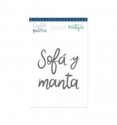 Sello Sofá y Manta (3 unidades)