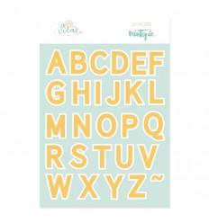 Troquel Alfabeto (5 unidades)