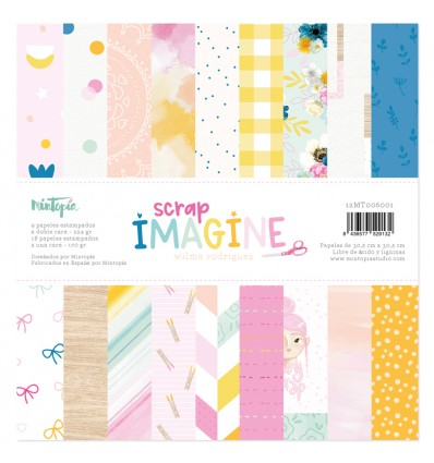 "Pstack apeles 12""x12"" Imagine"