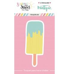 Troquel Polo de helado Shaker