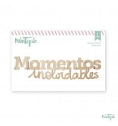 Maderita Momentos inolvidables